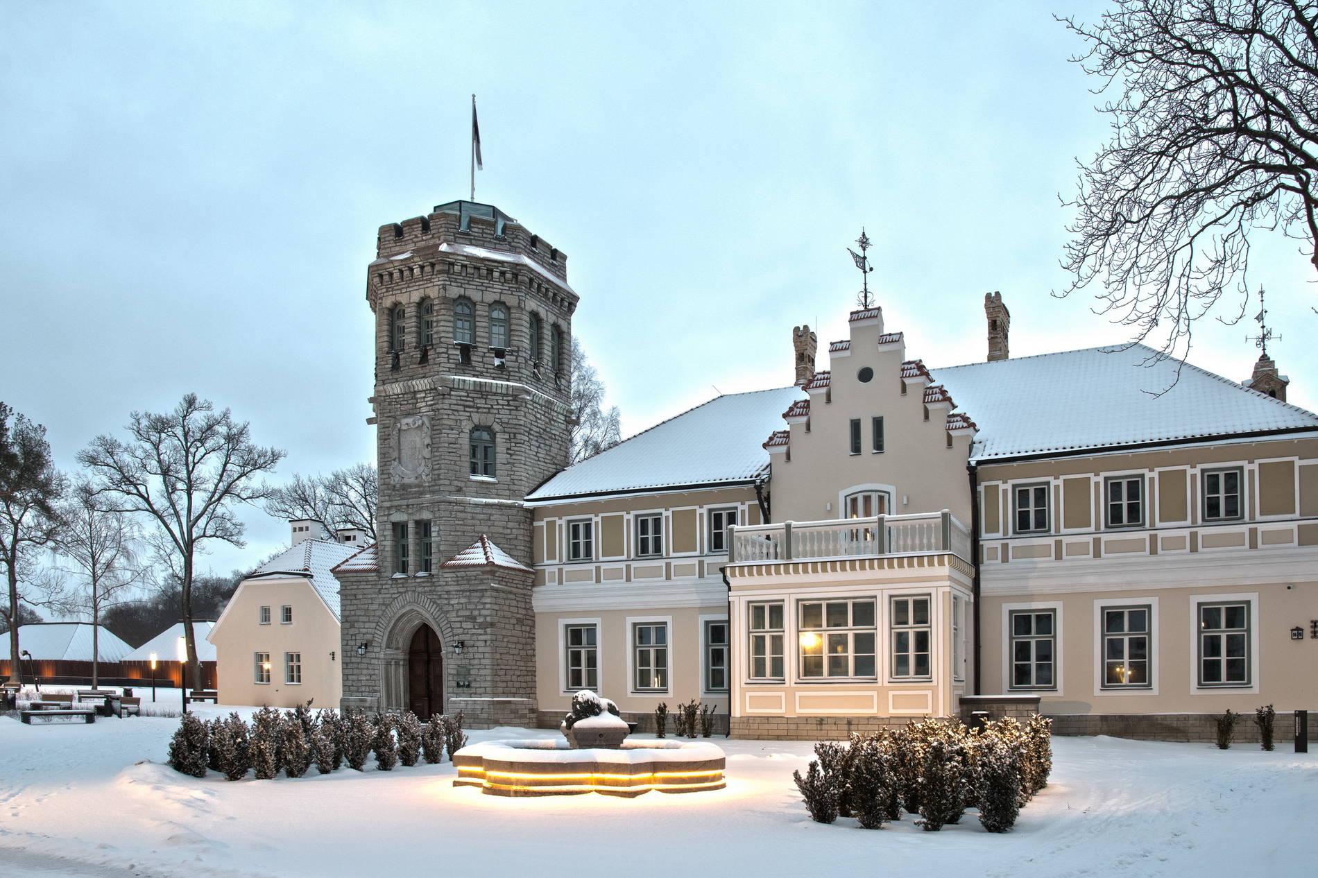 Maarjamäe Palace - Estonian History Museum in Tallinn, Estonia
