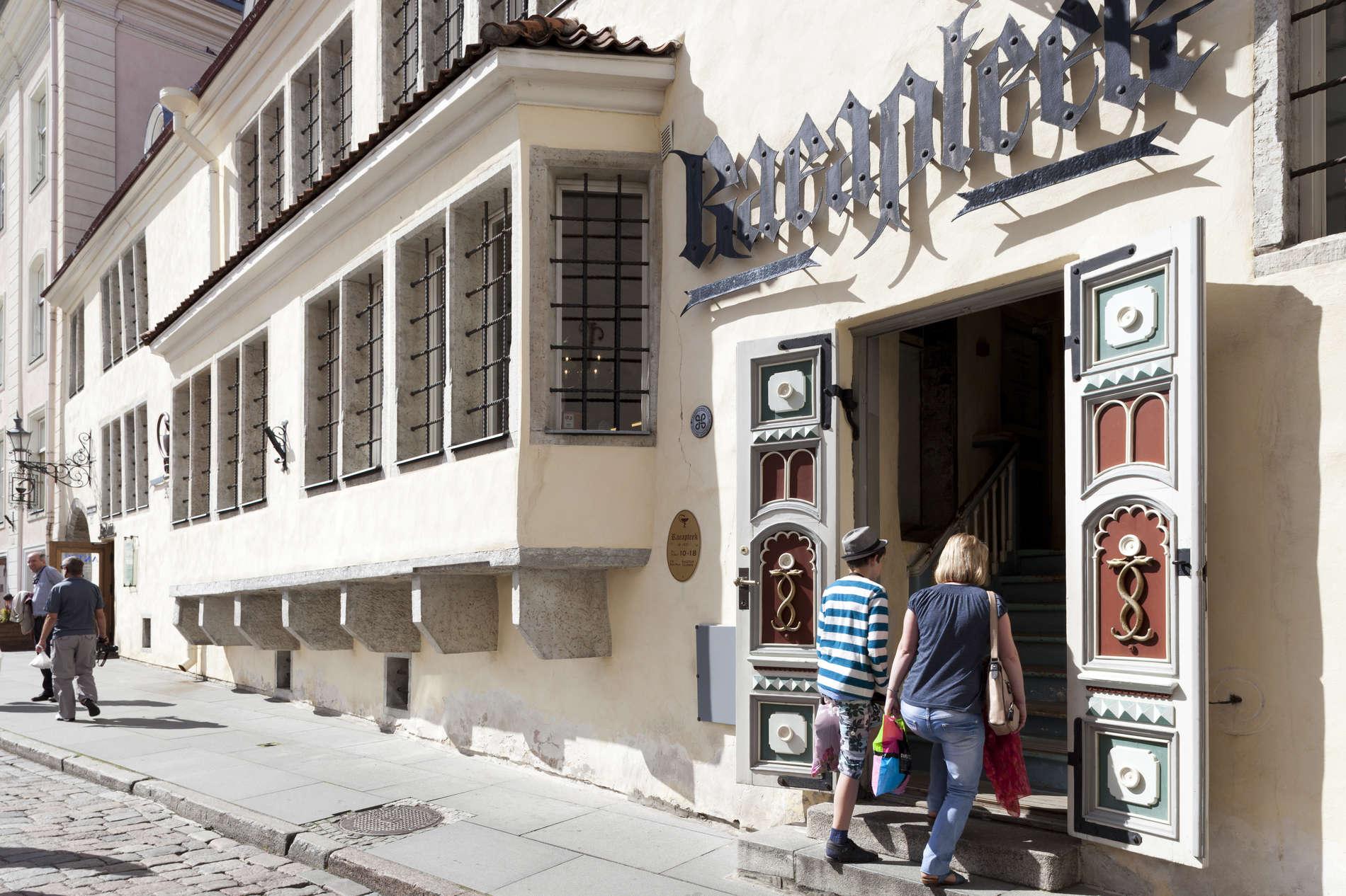 Town Hall Pharmacy in Tallinn, Estonia