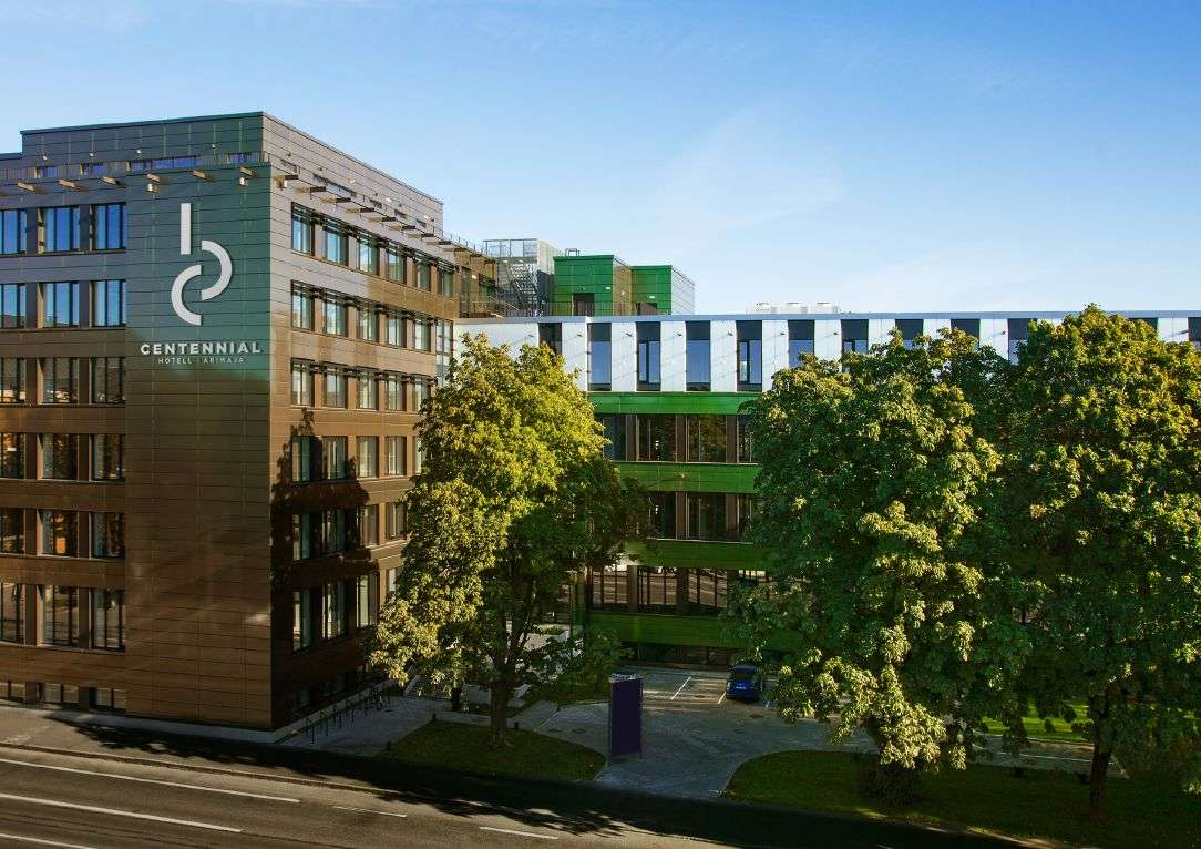 2017 brings new 4-star hotel to Tallinn