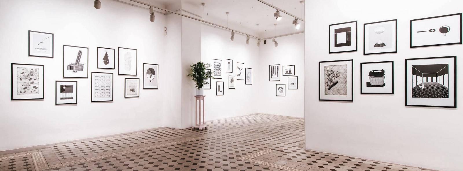 Draakoni galleria Tallinnassa