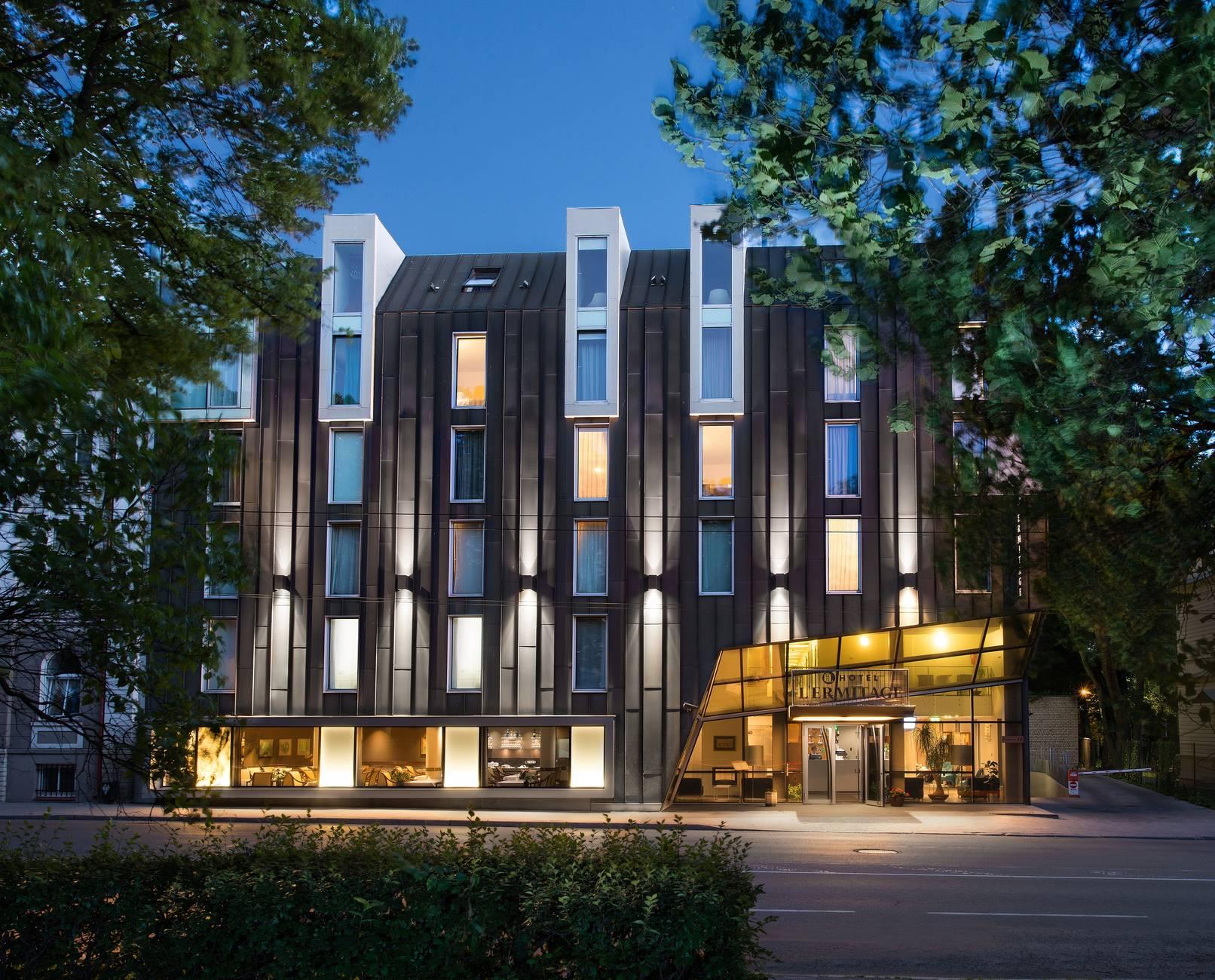 Hotell L'Ermitage Tallinnas