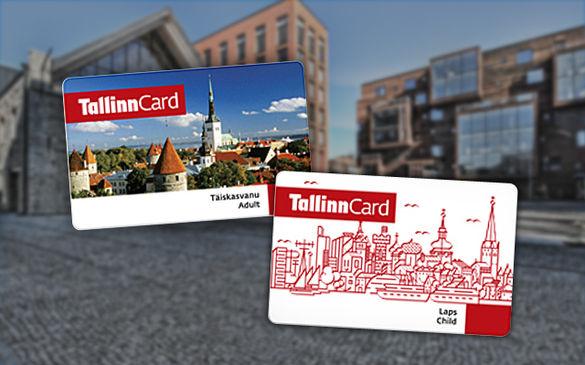 All-in-one Tallinn Card