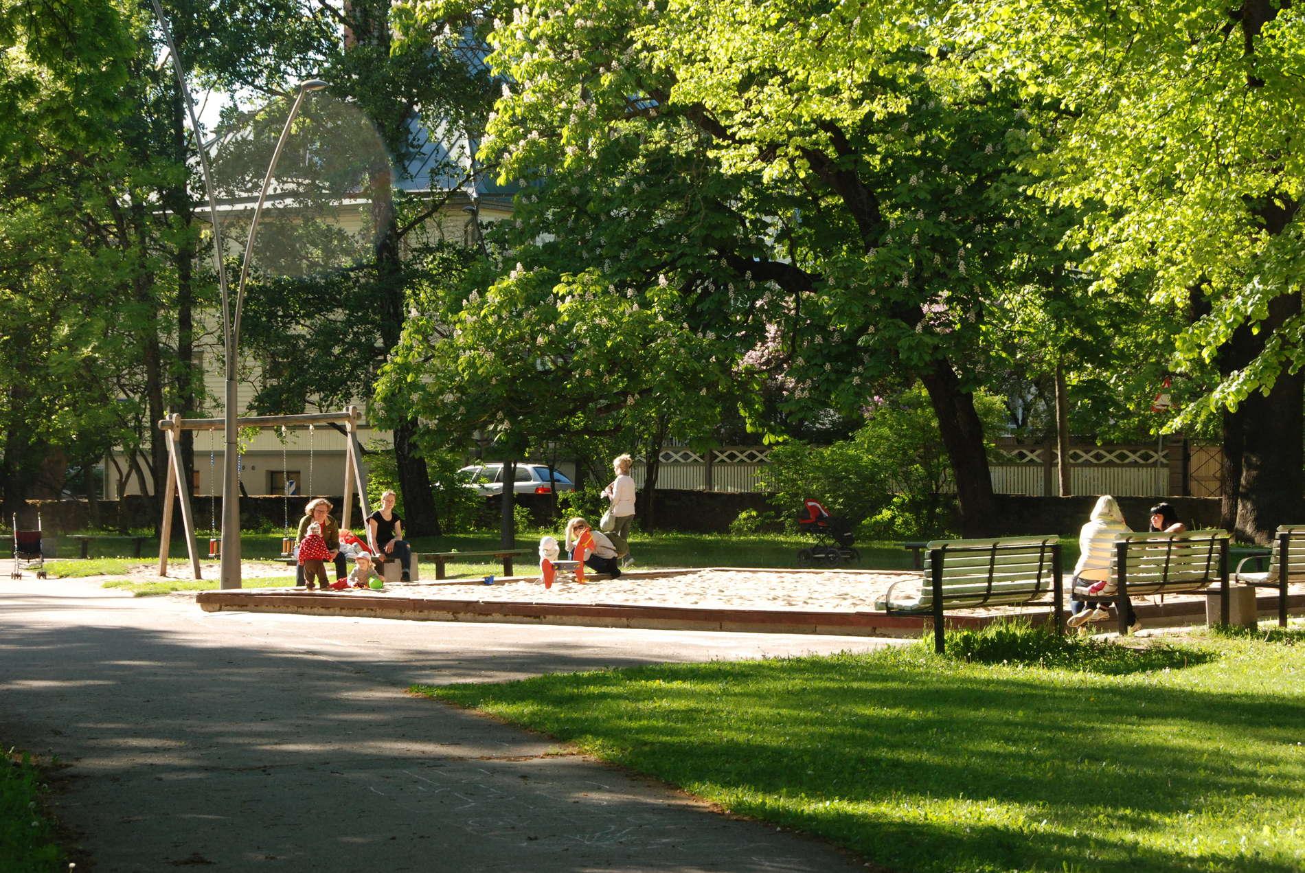 Falgi park