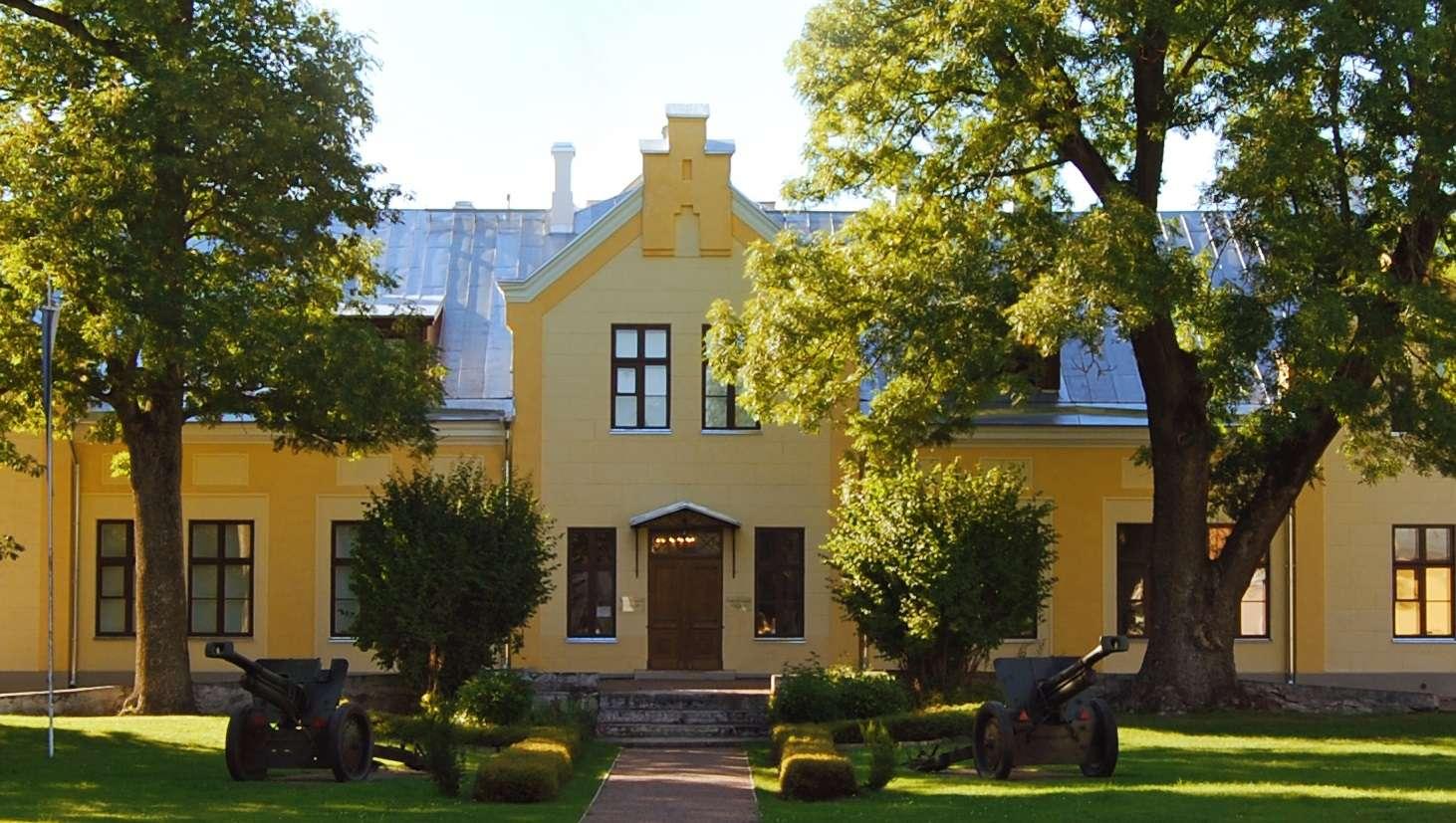 Estnisches Kriegsmuseum – General Laidoner Museum