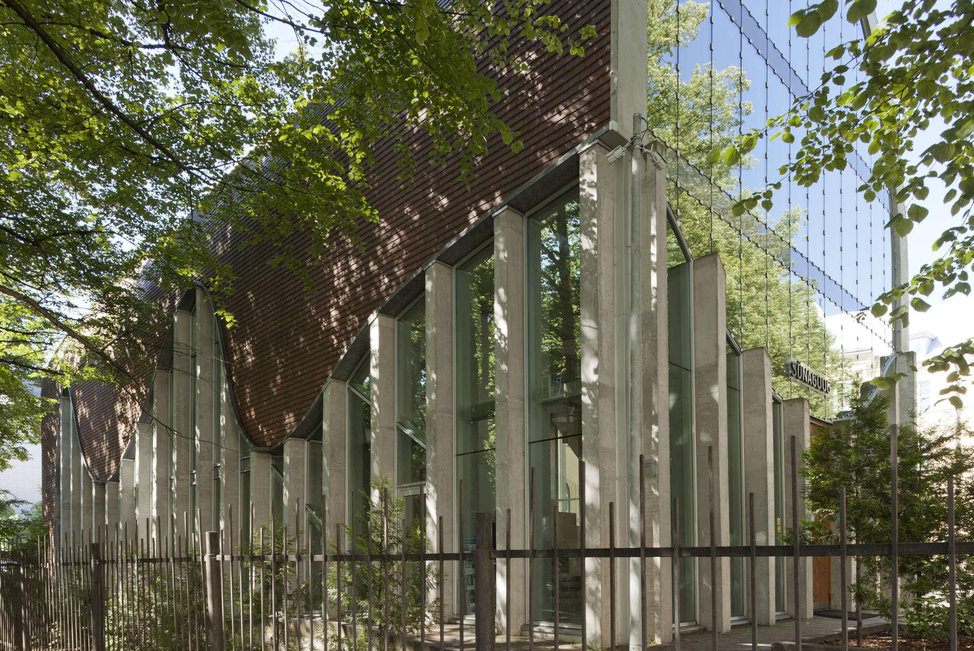 The Tallinn Synagogue