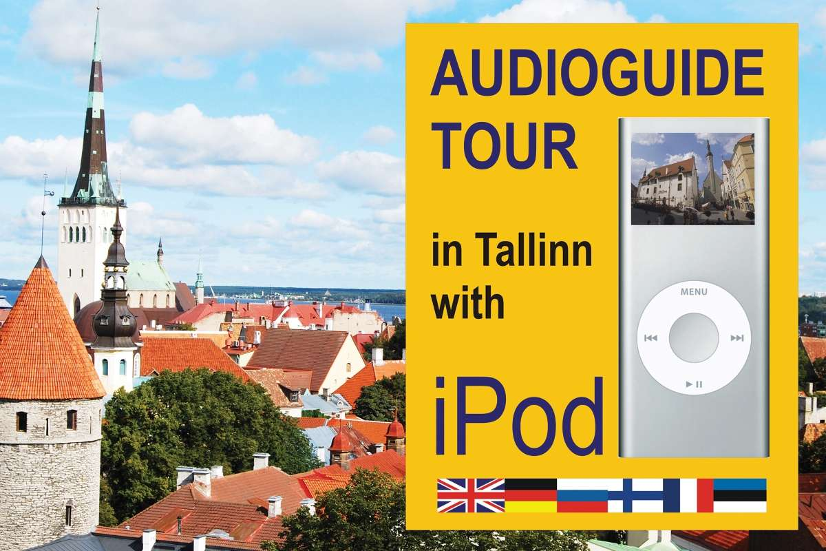 Tallinn Audioguide Tour on the iPod