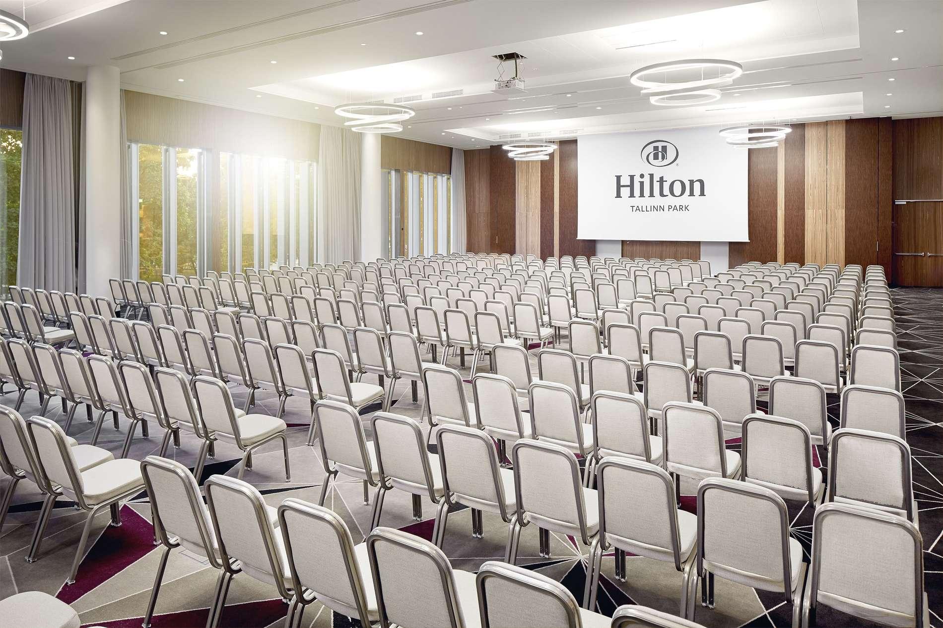 Hilton Tallinn Park Hotel 2017_konverents