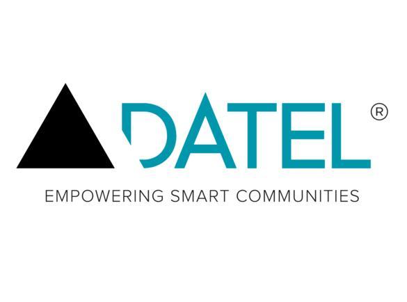 Datel company's logo.