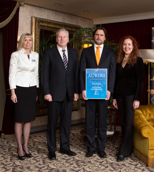 Routes Europe 2012 named as Conference of the Year