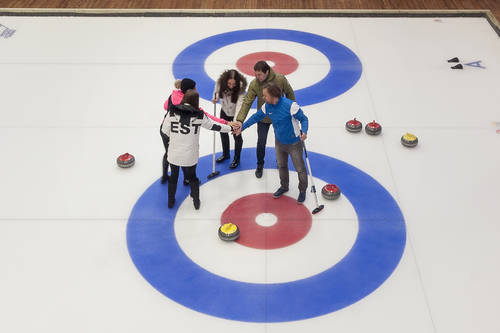 Tondiraba Curling Hall