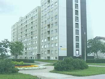 Mahtra Apartments