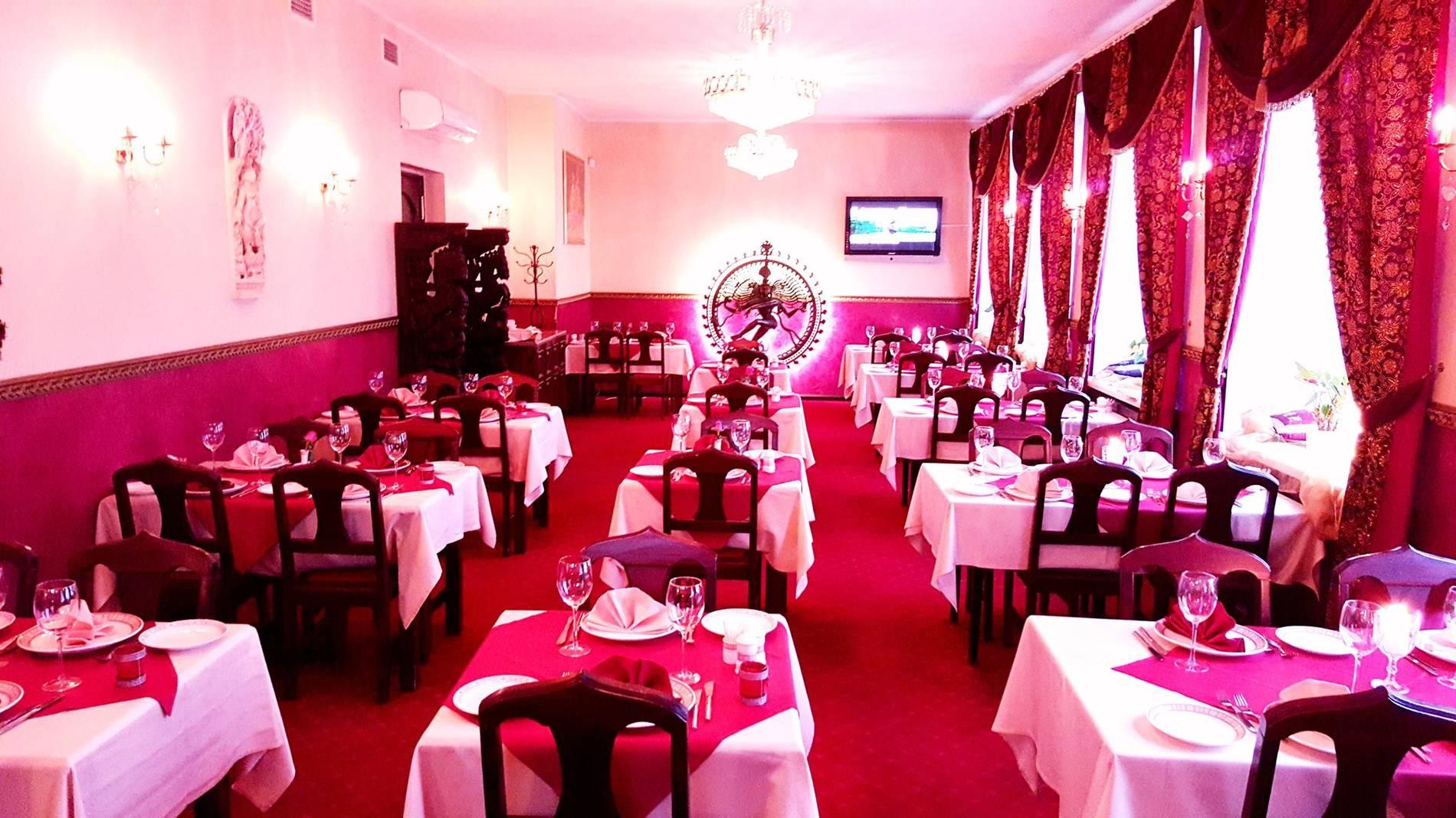 Maharaja ravintola Tallinnassa, Virossa
