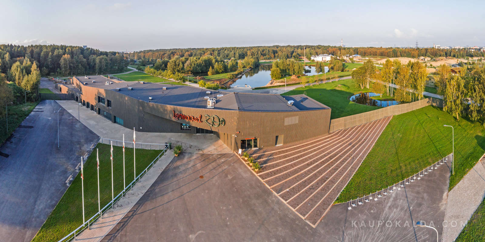 Tallinn Zoo - välis