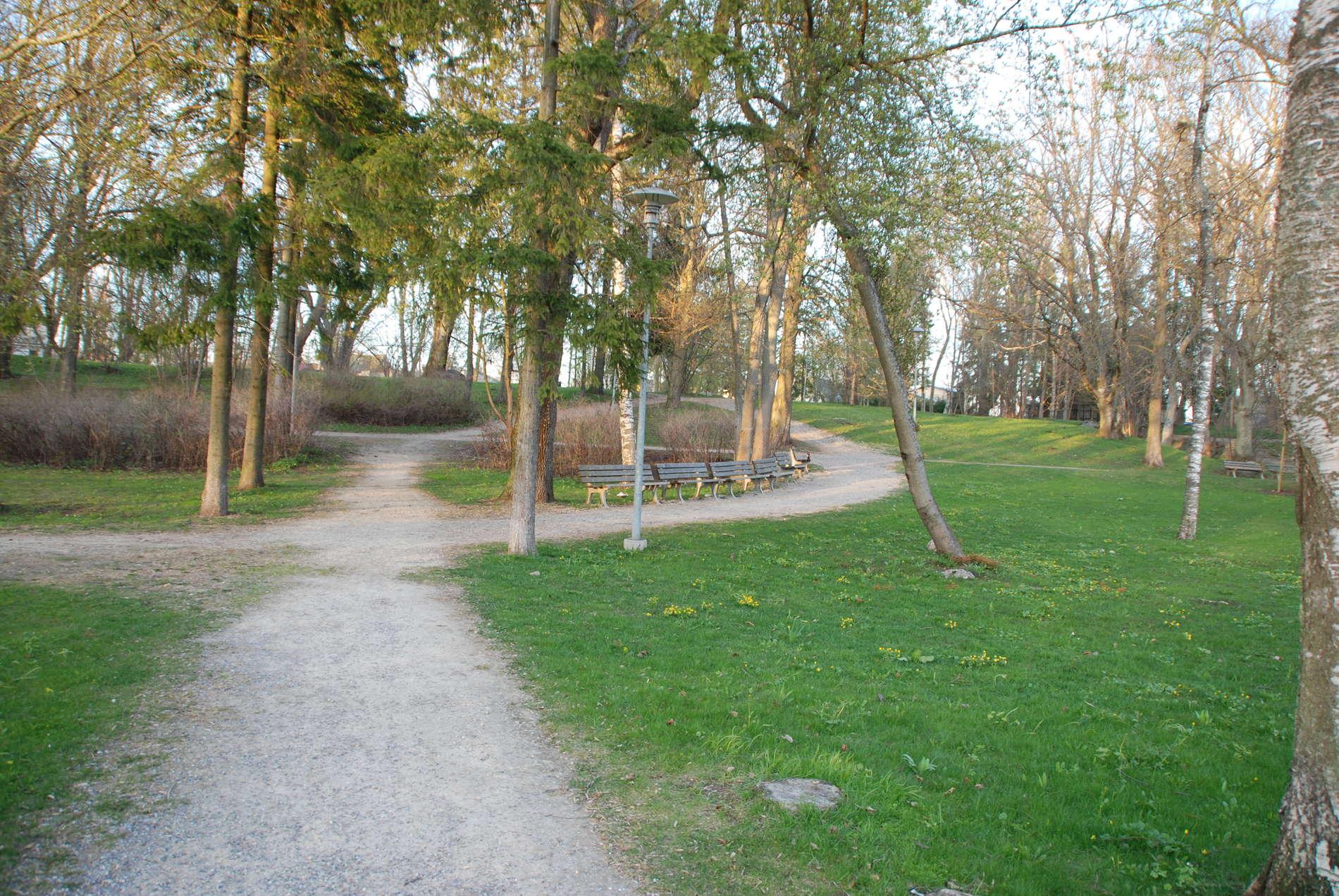 Merivälja park