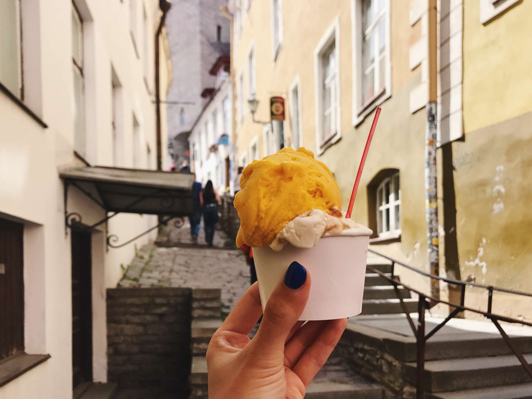 TOP 5 Ice cream shops in Tallinn
