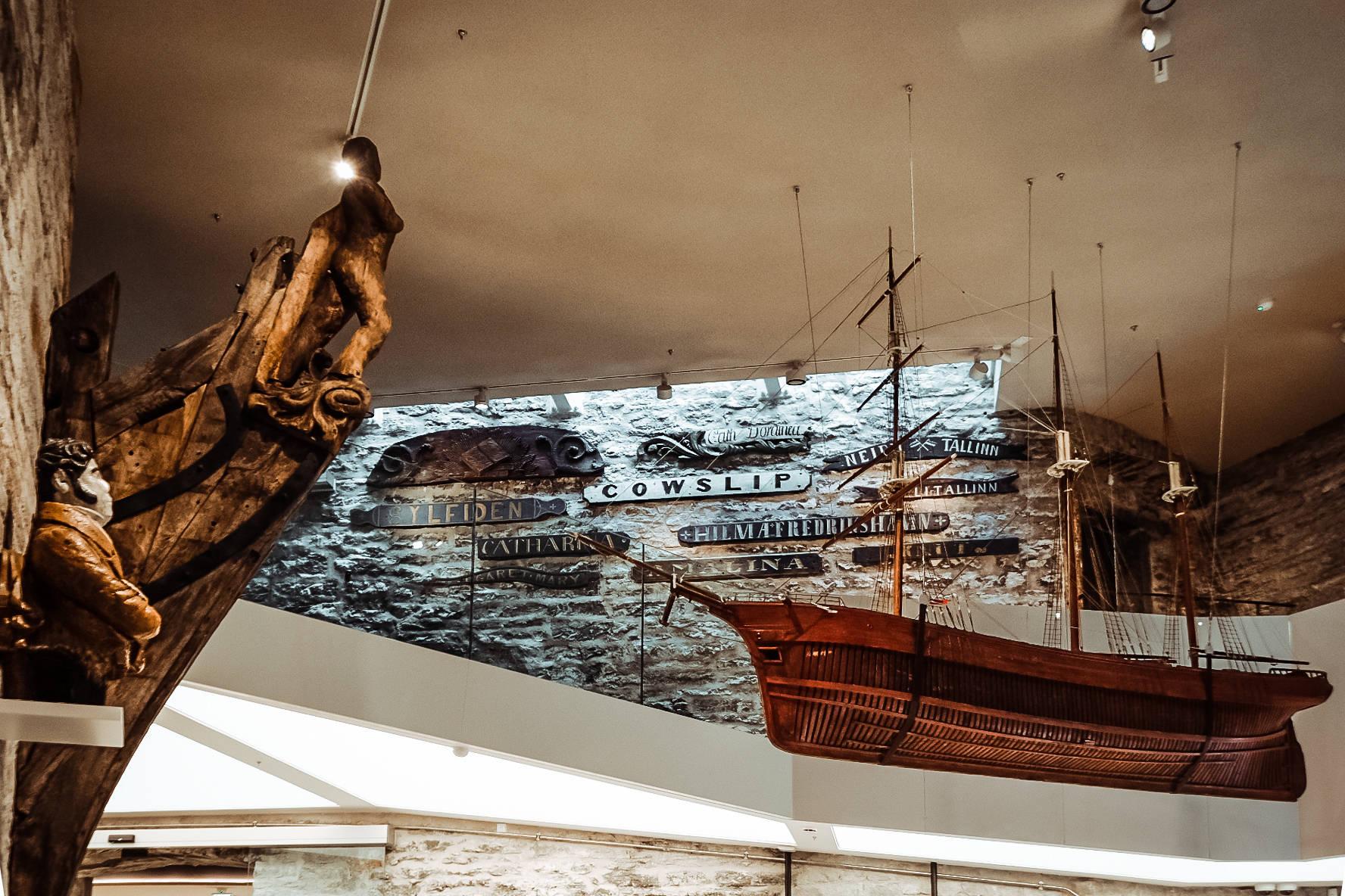 Tallinn Maritime Museum - Fat Margaret's Tower