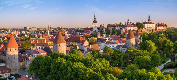 The best sights in Tallinn