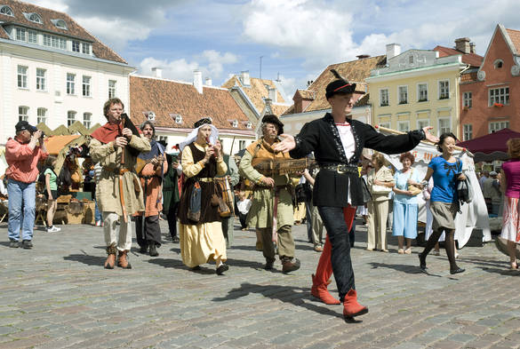 Tallinn Old Town Days. Cancelled!