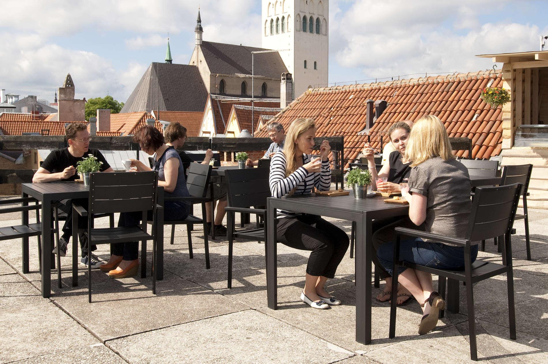 Estonian Maritime Museum – Fat Margaret's Tower - vabavalik