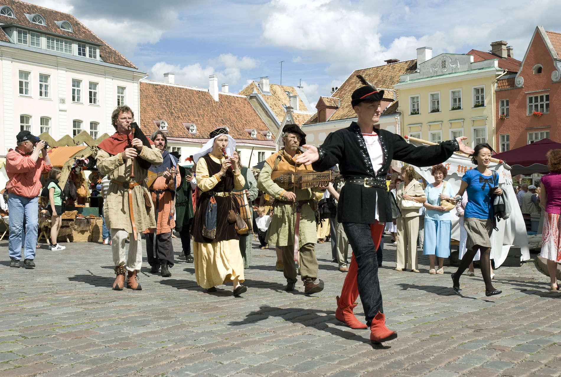 Tallinn Old Town Days