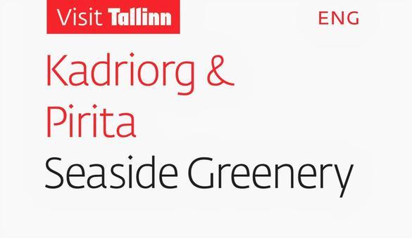 Kadriorg & Pirita - Seaside Greenery