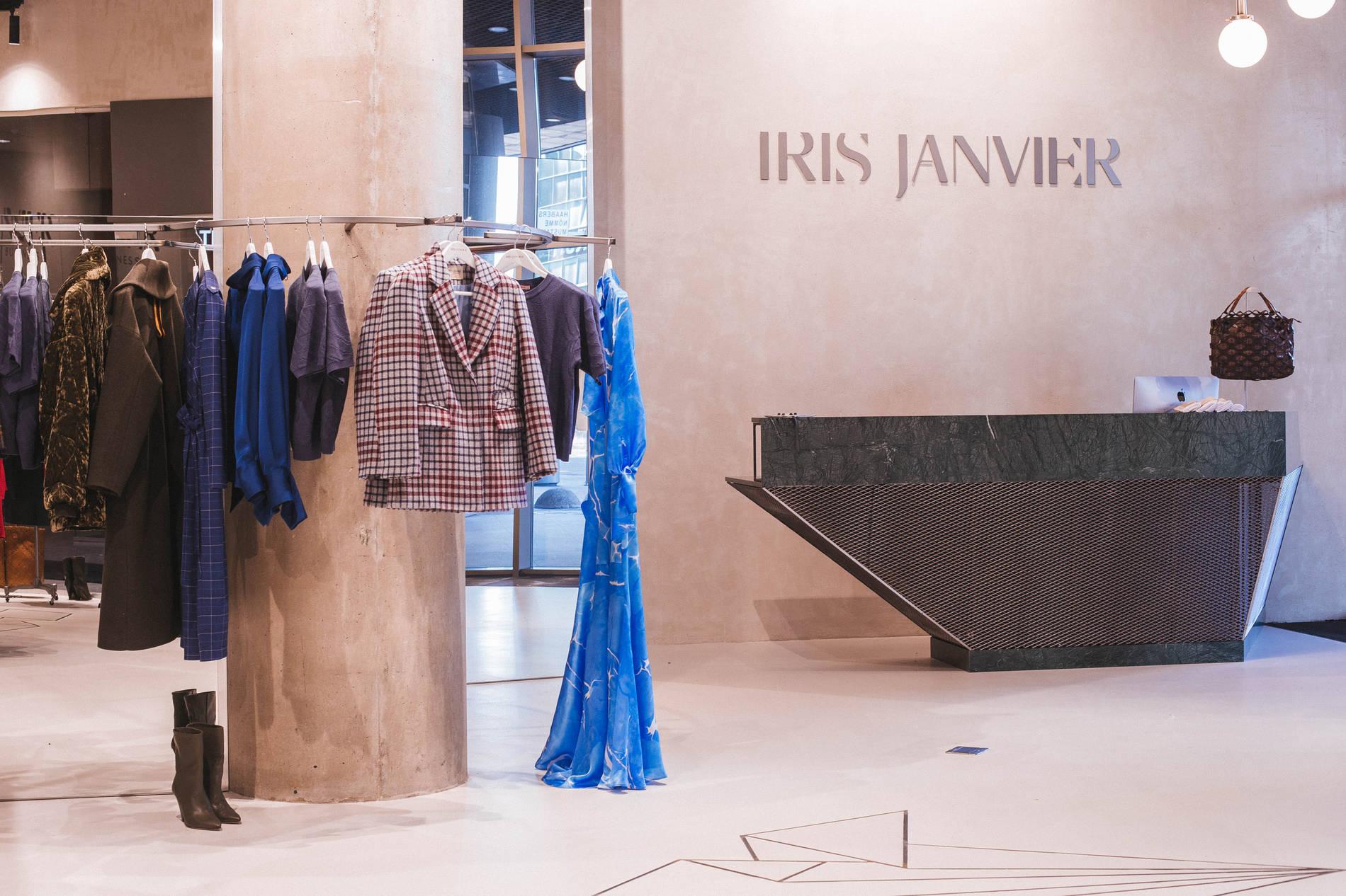 Iris Janvier Showroom
