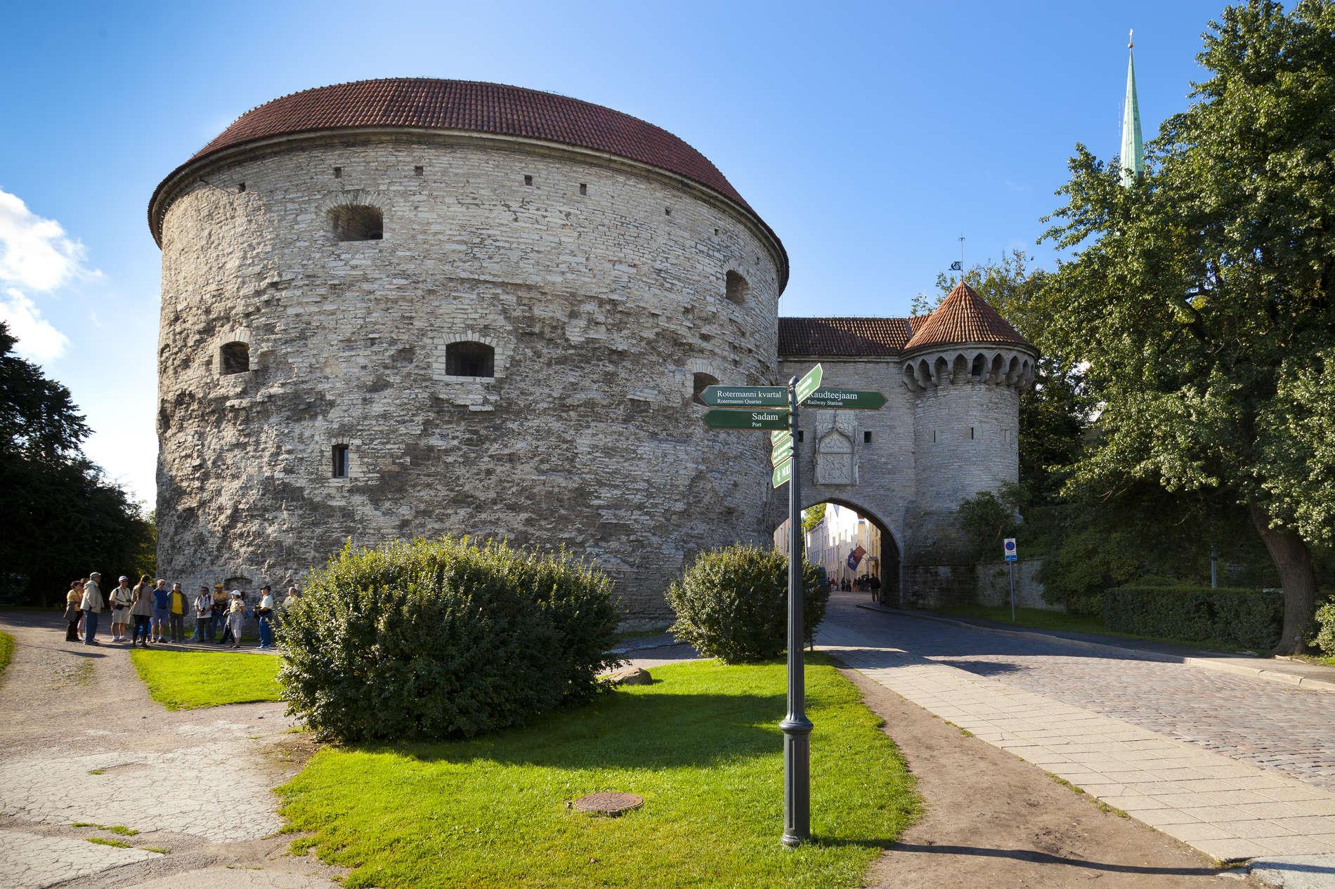 Estonian Maritime Museum – Fat Margaret's Tower - välis