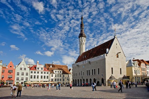 Private Tallinn Old Town Walking Tour
