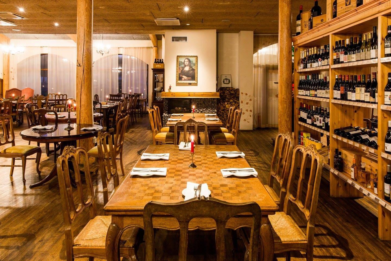 Lucca Restaurant in Tallinn, Estonia