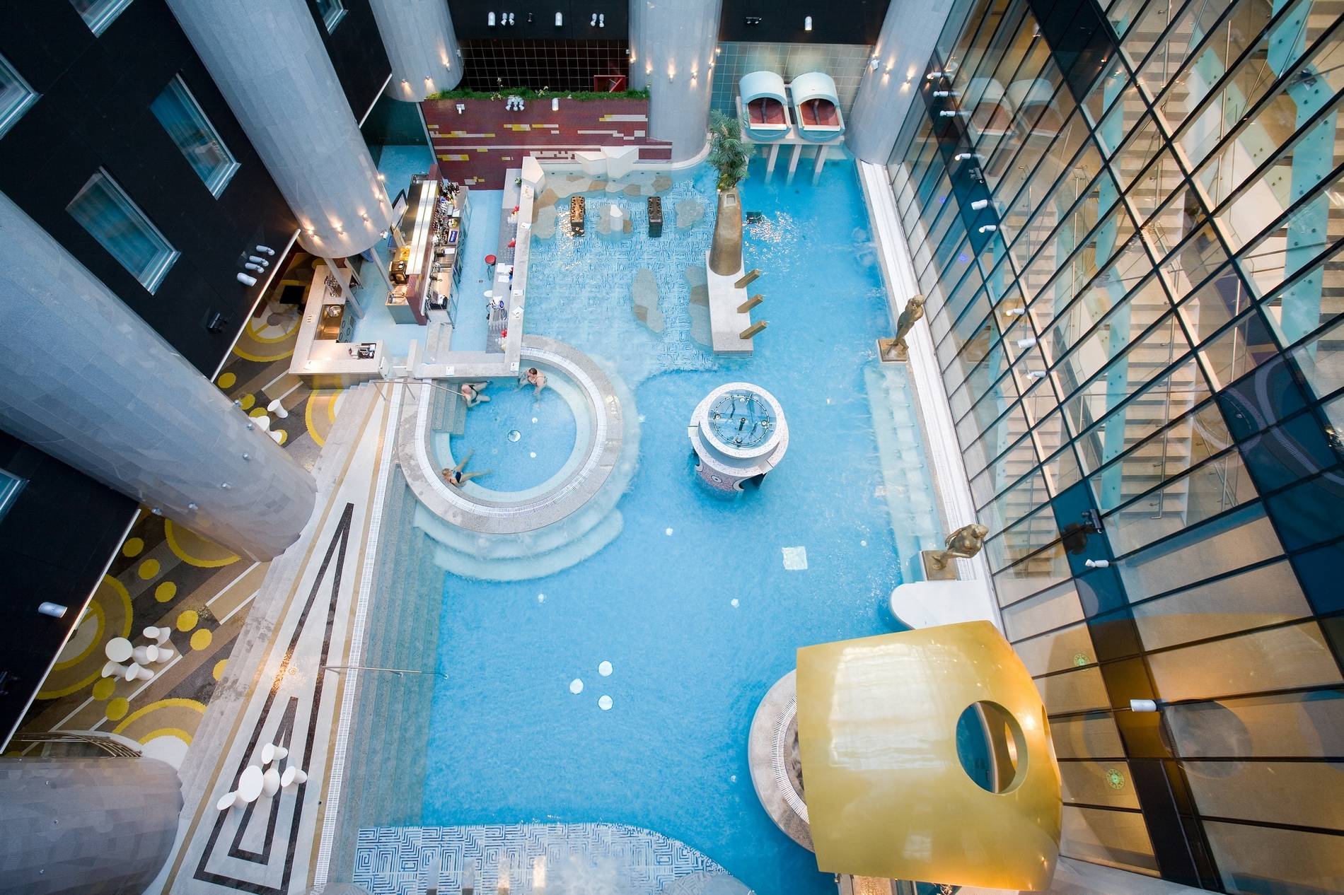 Tallink Aqua spa in Tallinn,Estonia