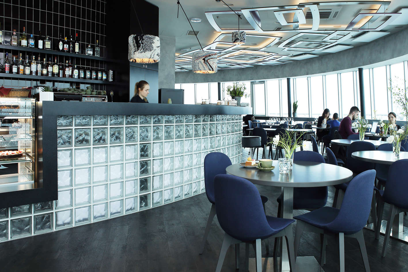 TV-tornin kahvila-ravintola