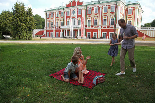 Enjoy a family break with the Tallinn Card