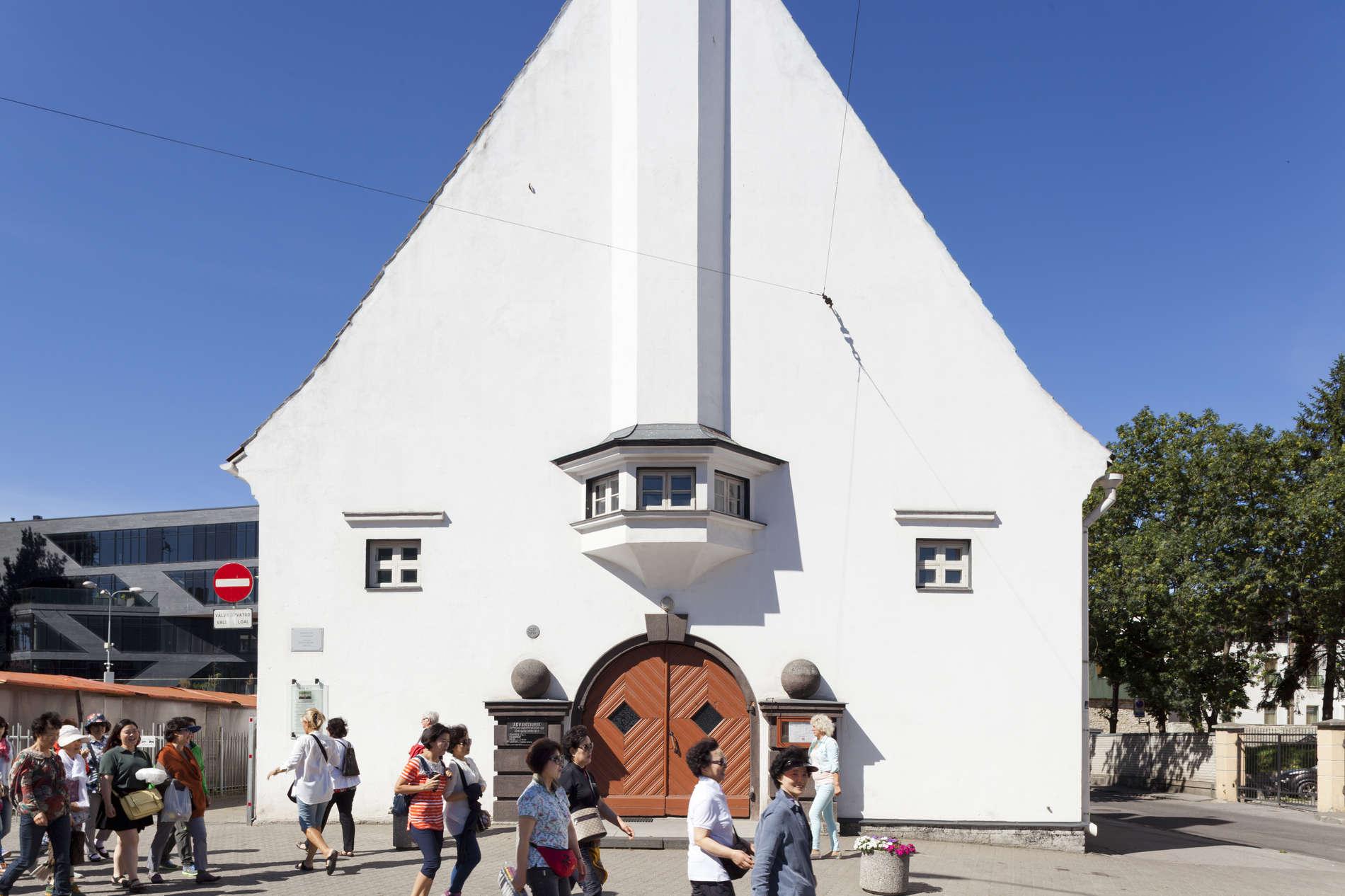 Adventist Church in Tallinn, Estonia