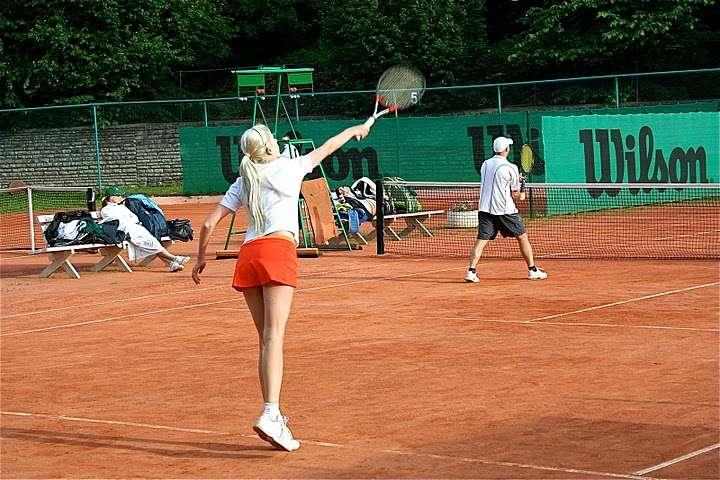 """Tallinn """"Kalevi"""" Tennis Club in Tallinn,Estonia"""