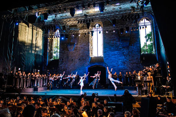 Cultural events in Tallinn in August & September