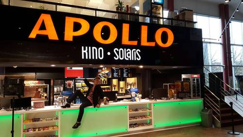 Apollo Cinema в ТЦ Solaris