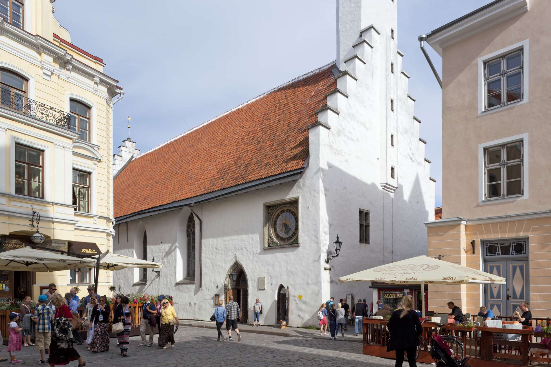 Holy Spirit Church in Tallinn, Estonia