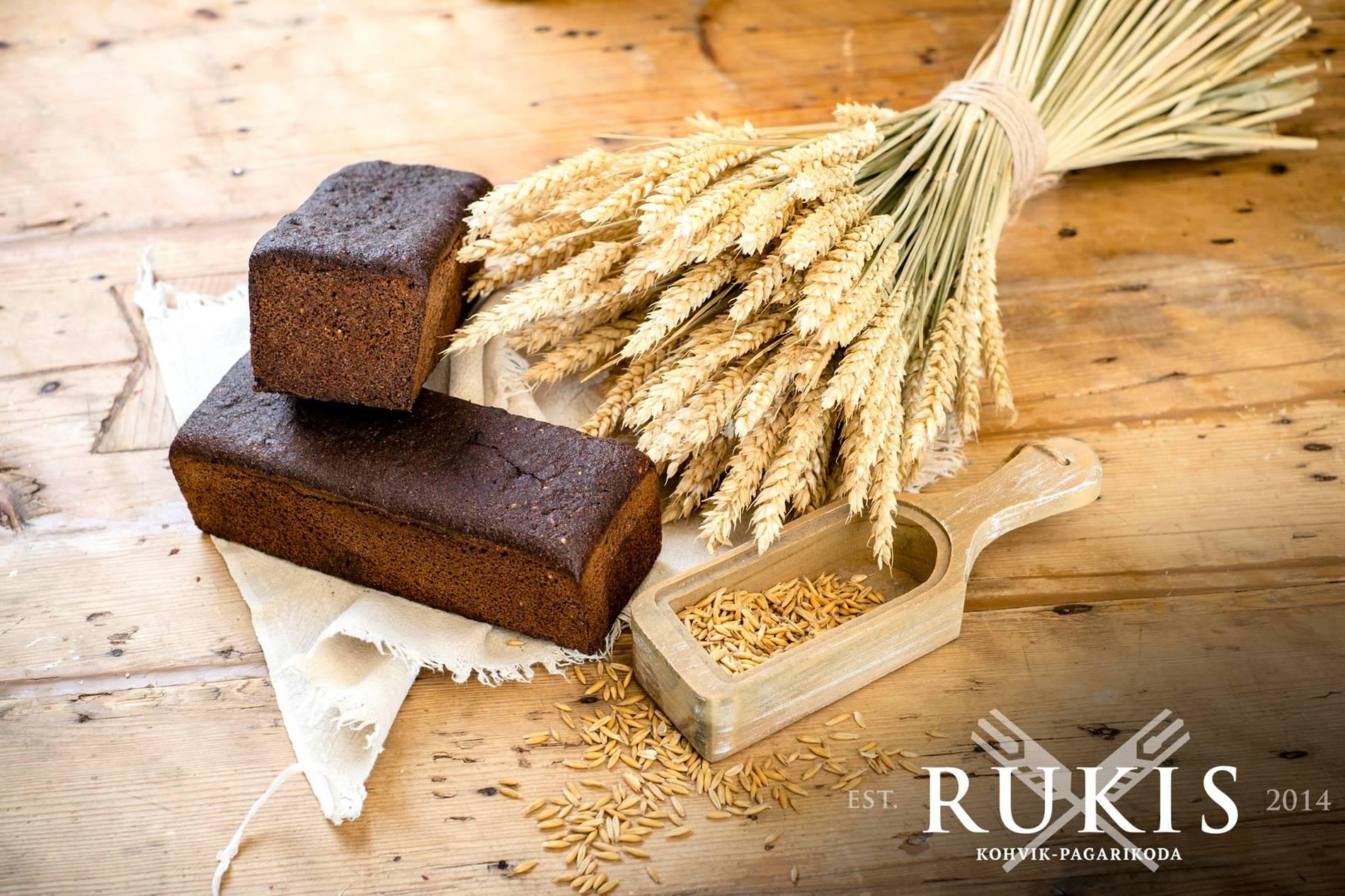 Rukis bread