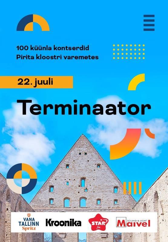 TERMINAATOR / 100 küünla kontserdid Pirita kloostris