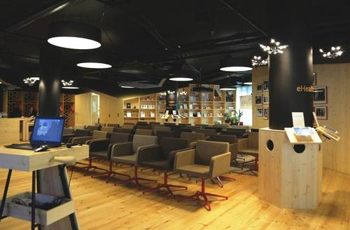 e-Estonia Showroom