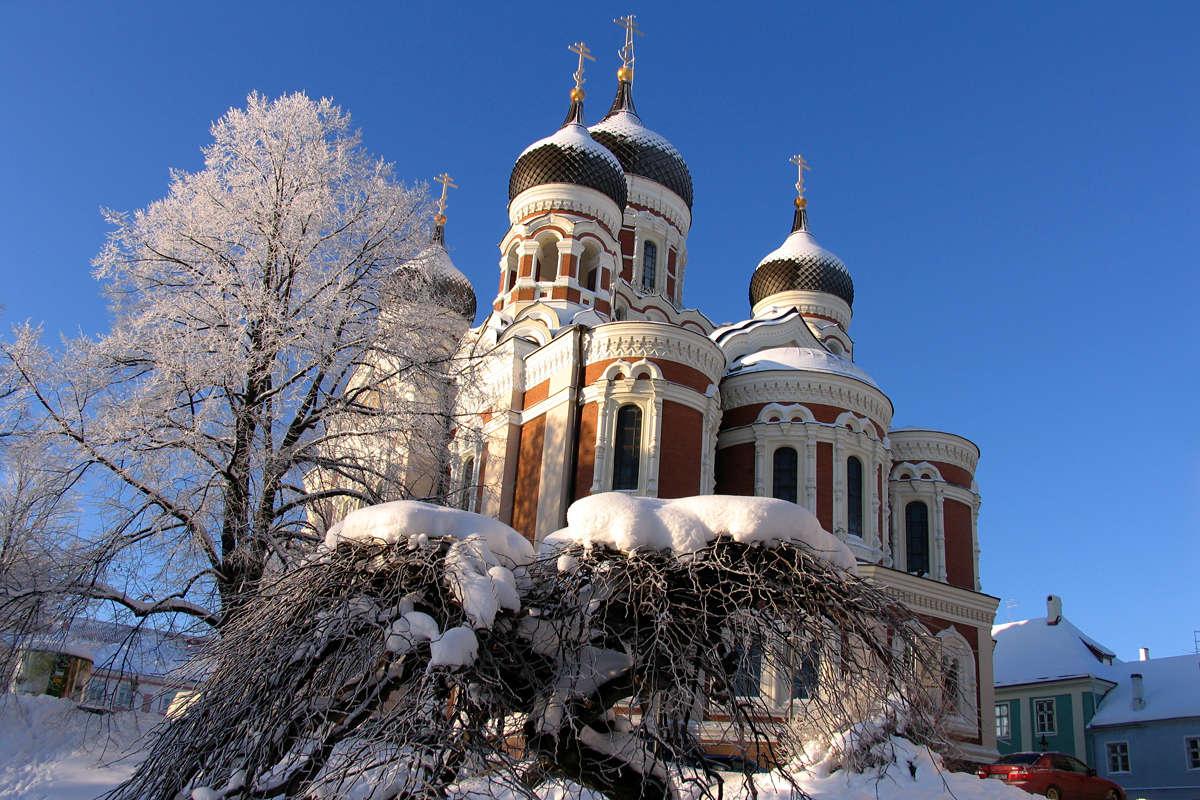 St. Alexander Nevsky Cathedral