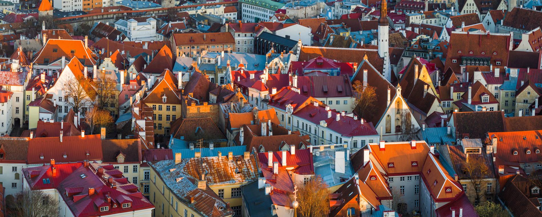 Tallinnan vanhakaupunki